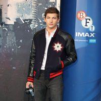 Tye Sheridan at the 'X-Men: Apocalypse' London premiere