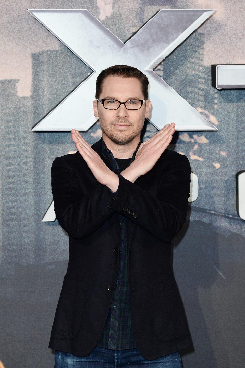 Bryan Singer en la premiere en Londres de 'X-Men: Apocalipsis'