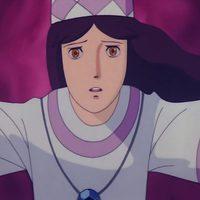 Las aventuras de Hols, el príncipe del Sol: La princesa encantada