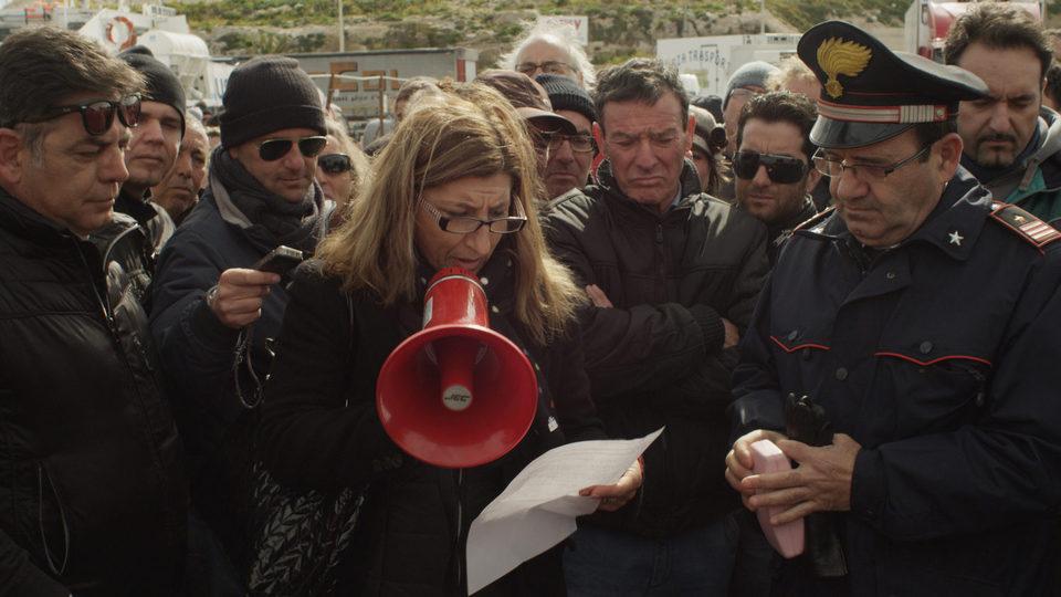Lampedusa in Winter, fotograma 6 de 6