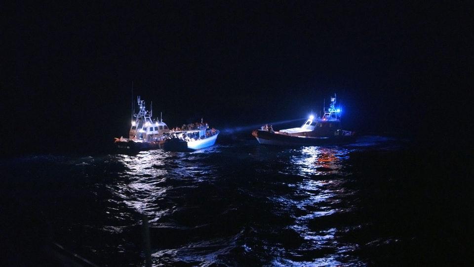 Lampedusa in Winter, fotograma 5 de 6