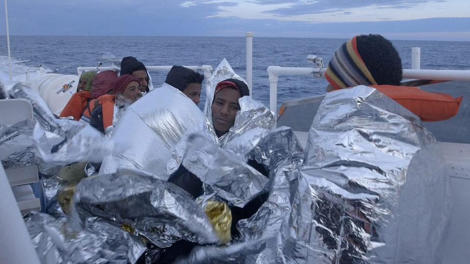 Lampedusa in Winter, fotograma 2 de 6