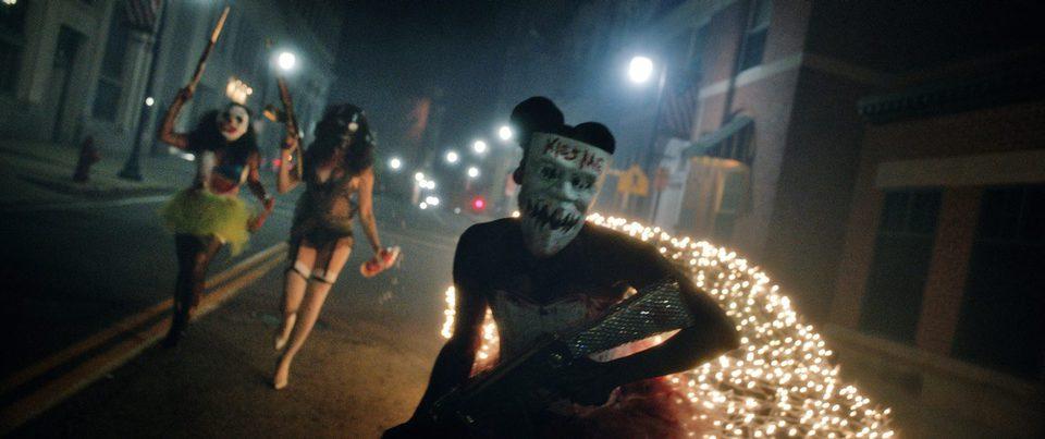 Election: La Noche de las Bestias, fotograma 9 de 19
