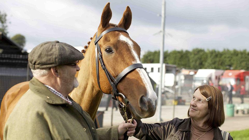 Caballo ganador (Dark Horse), fotograma 4 de 8