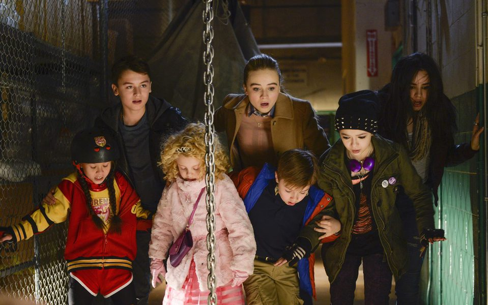 Adventures in Babysitting, fotograma 9 de 10