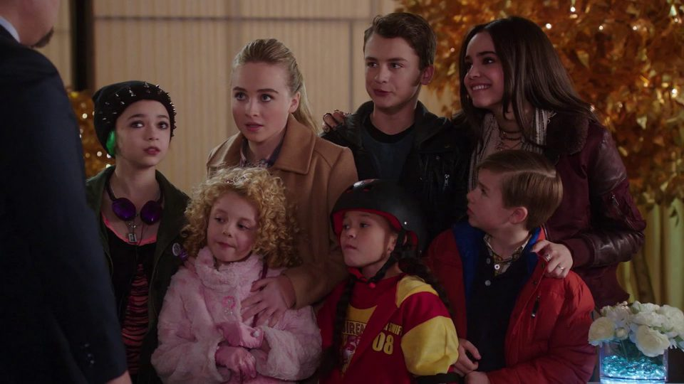 Adventures in Babysitting, fotograma 4 de 10