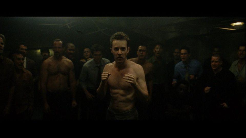 El club de la lucha, fotograma 3 de 4