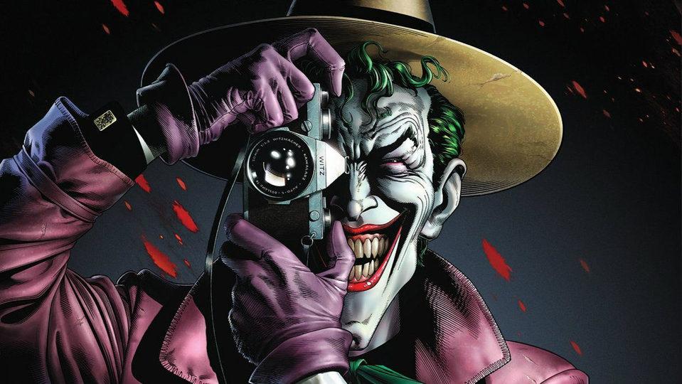 Batman: La broma asesina, fotograma 1 de 3