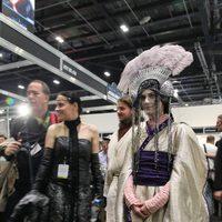 Cosplay de la princesa Amidala en la Star Wars Celebration 2016