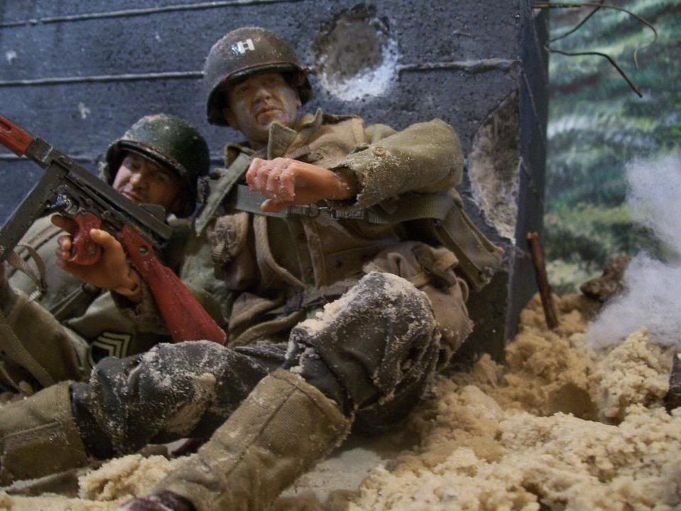 Salvar al soldado Ryan, fotograma 12 de 12