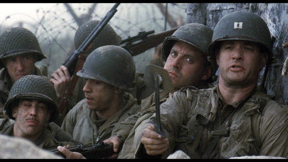 Salvar al soldado Ryan, fotograma 4 de 12