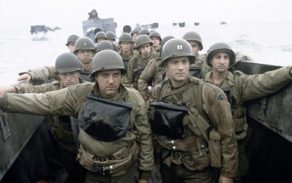 Salvar al soldado Ryan, fotograma 3 de 12