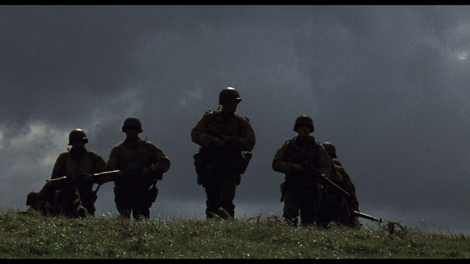 Salvar al soldado Ryan, fotograma 1 de 12