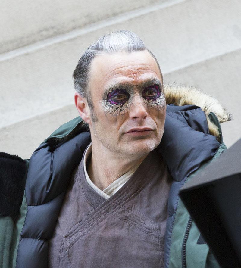 Doctor Strange (Doctor Extraño), fotograma 12 de 32