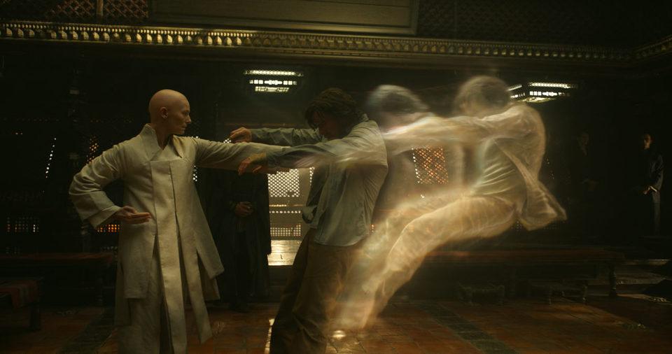 Doctor Strange (Doctor Extraño), fotograma 11 de 32