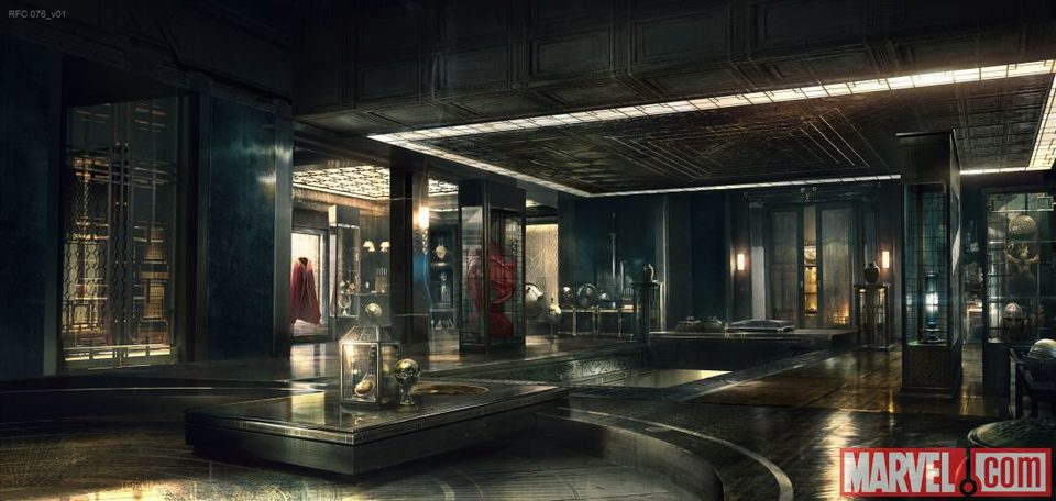 Doctor Strange (Doctor Extraño), fotograma 9 de 32