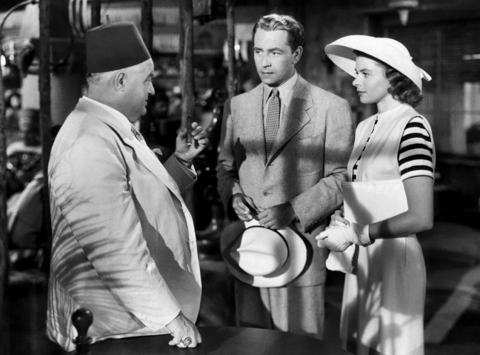 Casablanca, fotograma 2 de 9
