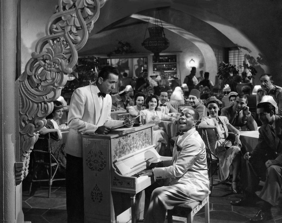 Casablanca, fotograma 1 de 9