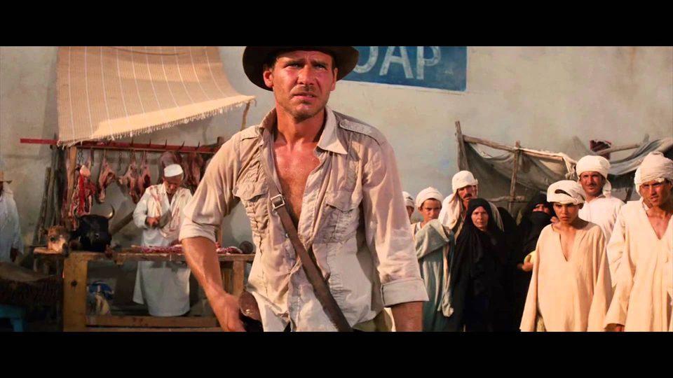 Indiana Jones en Busca del Arca Perdida, fotograma 3 de 9