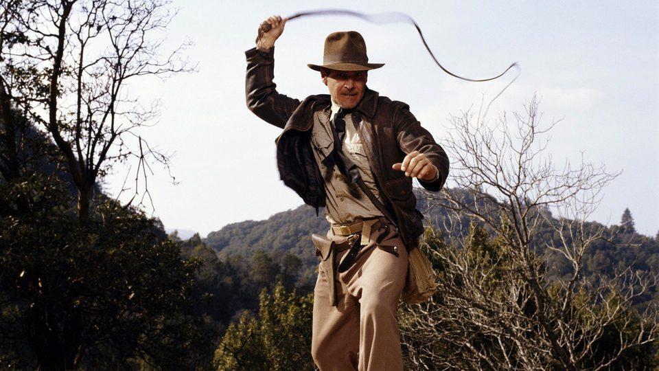 Indiana Jones en Busca del Arca Perdida, fotograma 1 de 9