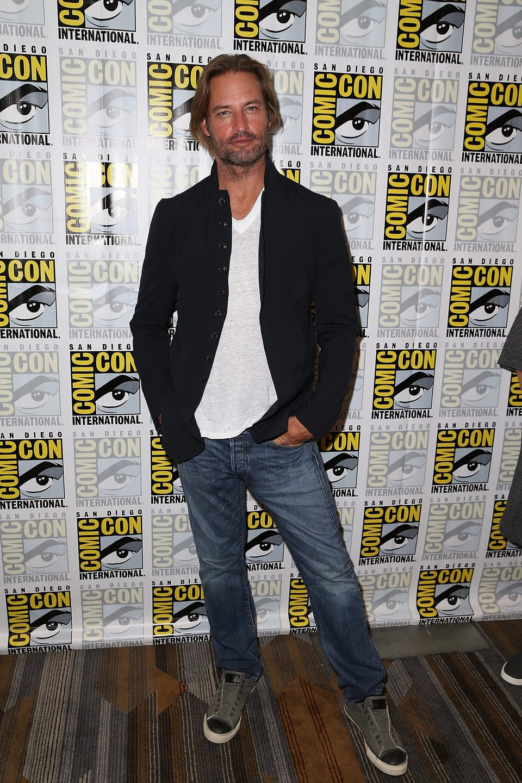 Josh Holloway en la Comic-Con de San Diego 2016