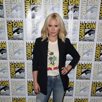 Kristen Bell en la Comic-Con de San Diego 2016
