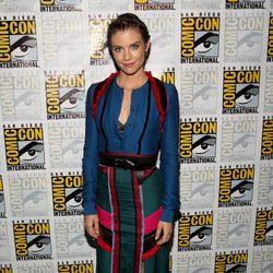 Lauren Cohan en la Comic-Con de San Diego 2016