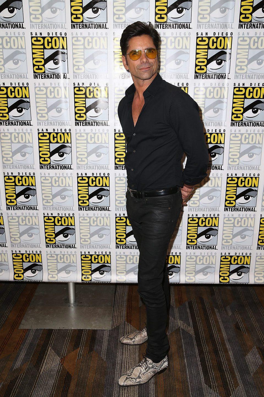 John Stamos en la Comic-Con de San Diego 2016