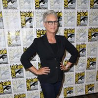 Jamie Lee Curtis attend the Comic-Con International 2016