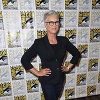 Jamie Lee Curtis en la Comic-Con de San Diego 2016