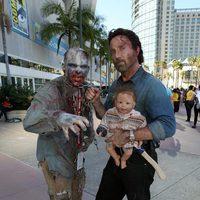 Cosplay de 'The Walking Dead' en la Comic-Con de San Diego 2016