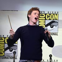 Eddie Redmayne at 2016's Comic-Con