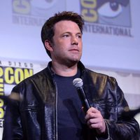 Ben Affleck at San Diego's Comic-Con