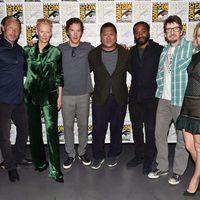 El elenco de 'Doctor strange'