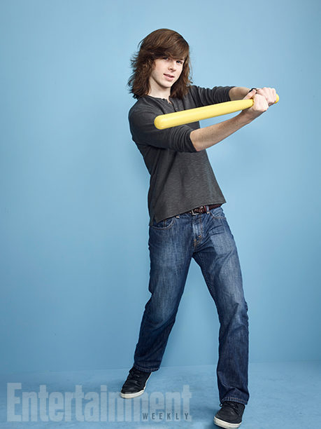 Chandler Riggs, 'The Walking Dead'