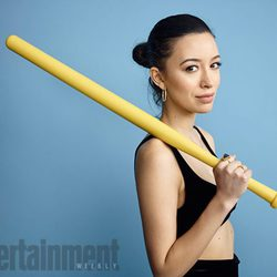 Christian Serratos, 'The Walking Dead'