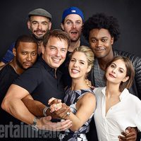 Reparto 'Arrow'