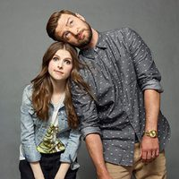 Anna Kendrick y Justin Timberlake 'Trolls'