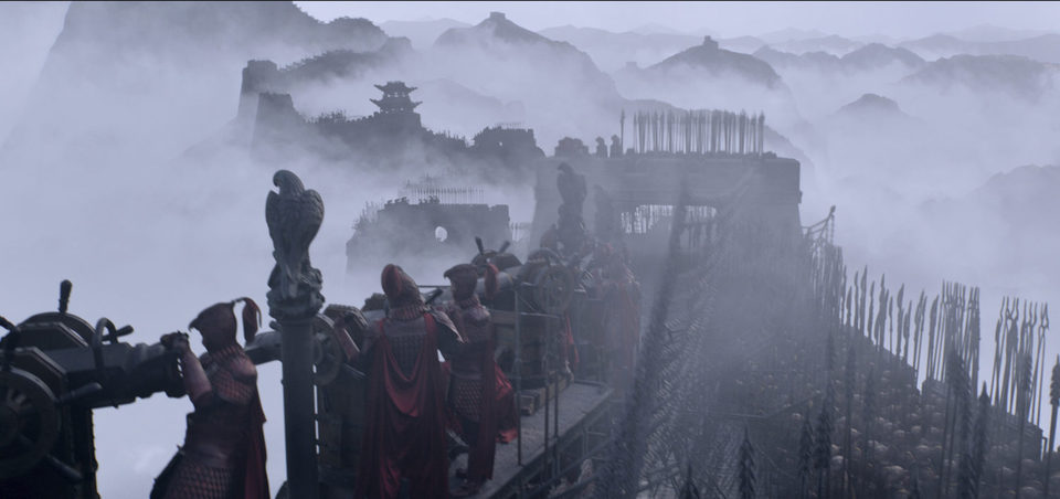 The Great Wall, fotograma 4 de 48