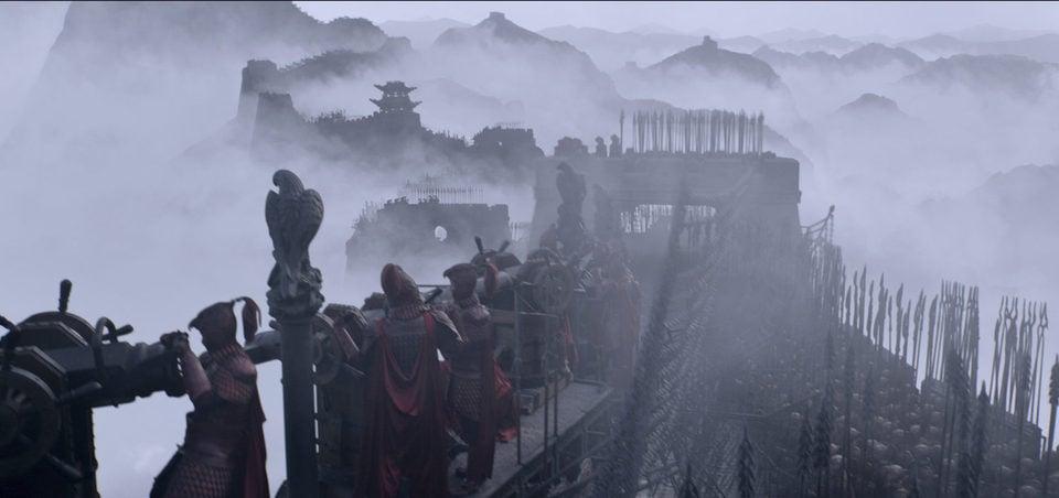 La gran muralla, fotograma 4 de 48