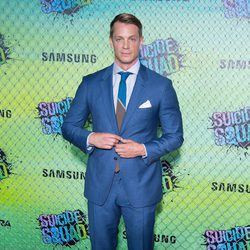 Joel Kinnaman at the 'Suicide Squad' world premiere