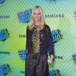 Diane Nelson en la premiere mundial de 'Escuadrón Suicida'
