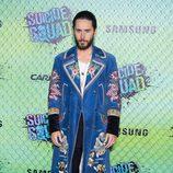 Jared Leto en la premiere mundial de 'Escuadrón Suicida'