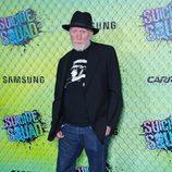 Frank Miller en la premiere mundial de 'Escuadrón Suicida'