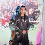 Adam Beach en la premiere mundial de 'Escuadrón Suicida'