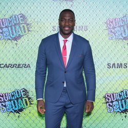 Adewale Akinnuoye-Agbaje at the 'Suicide Squad' world premiere