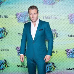 Jai Courtney at the 'Suicide Squad' world premiere