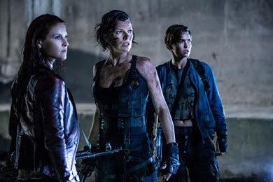 Resident Evil: El capítulo final, fotograma 4 de 17