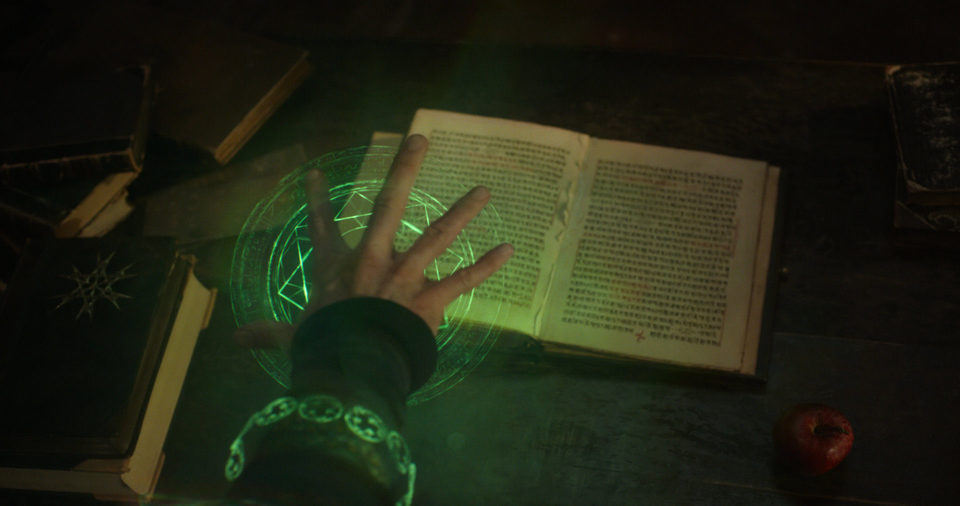 Doctor Strange (Doctor Extraño), fotograma 32 de 32