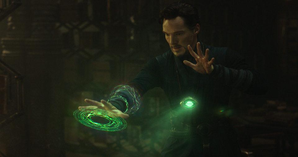Doctor Strange (Doctor Extraño), fotograma 25 de 32